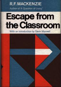 Escape from the Classroom - book cover
