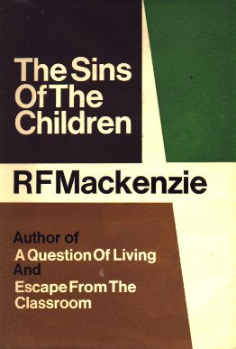 The Sins of the Children - book cover